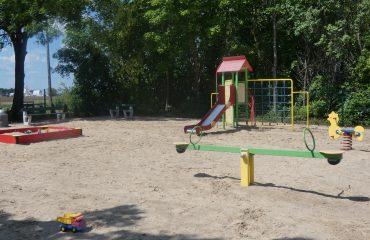 Plac zabaw przy ul. Dubowo I