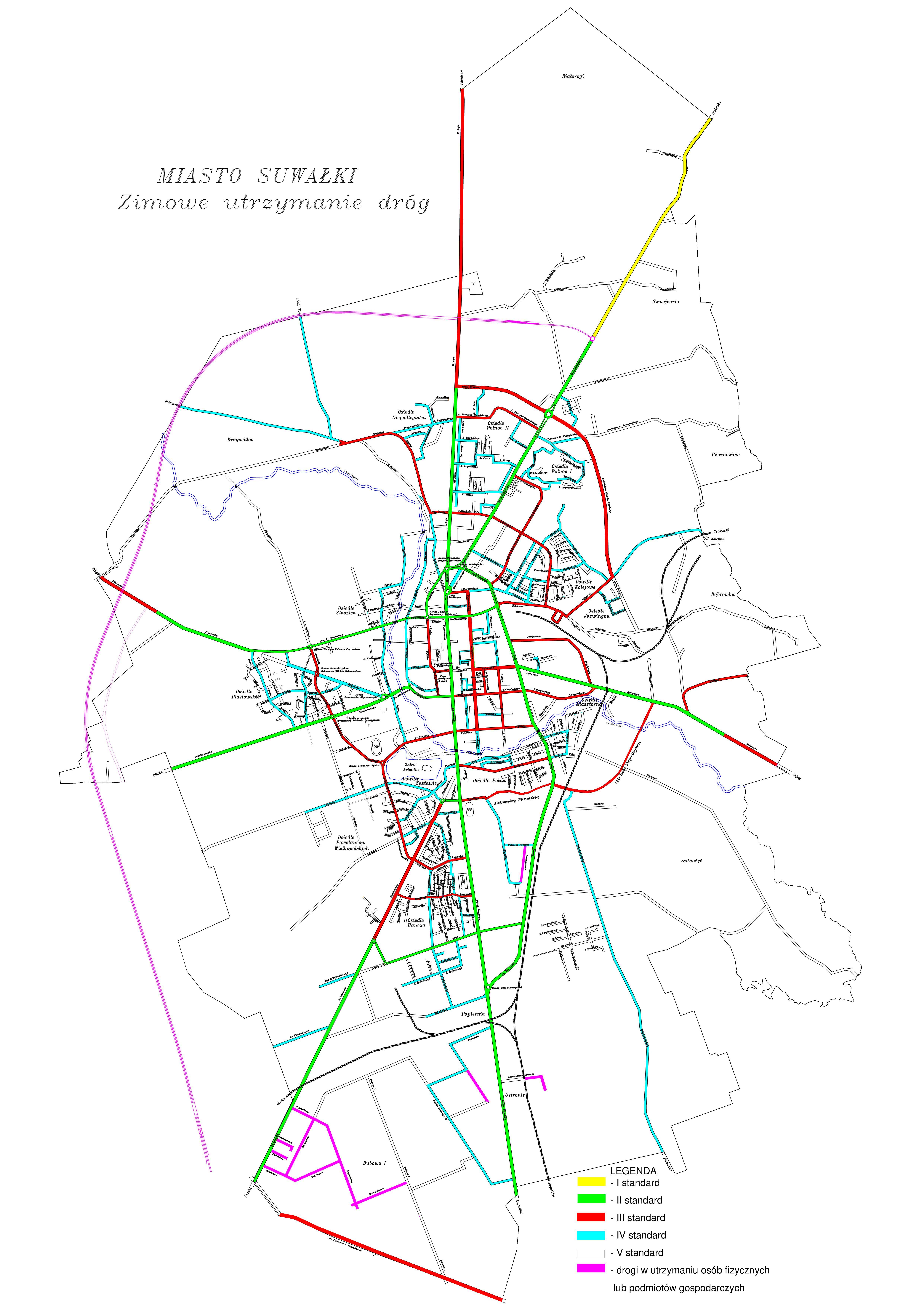 mapa zima 2019