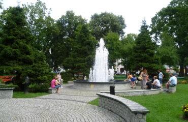 Rewitalizacja Parku Konstytucji 3 Maja – 2012 r.
