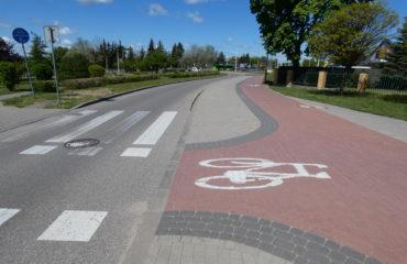 Remont chodników fragmentu ul. Grabowej – 2012