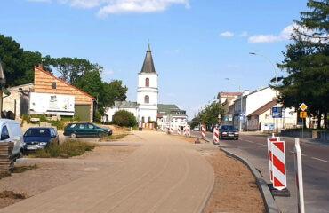 ulice Mickiewicza strona